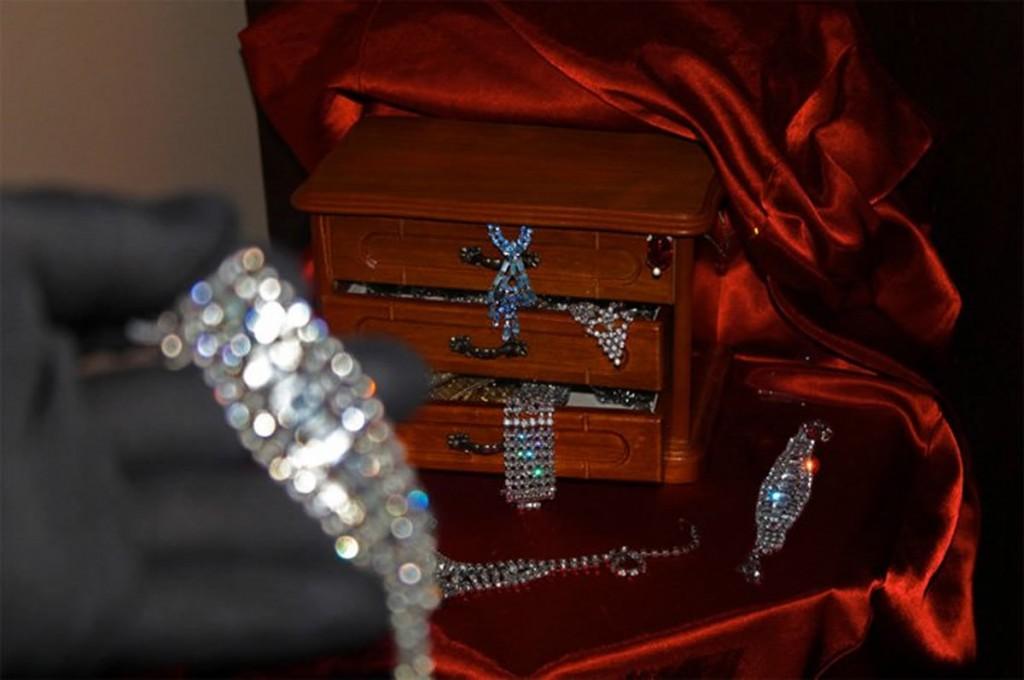 Conservare i gioielli